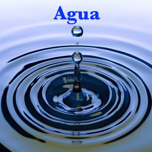 AGUA - droplet