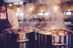 chef-cooking-dinner-66639 Photo by Timur Saglambilek from Pexels